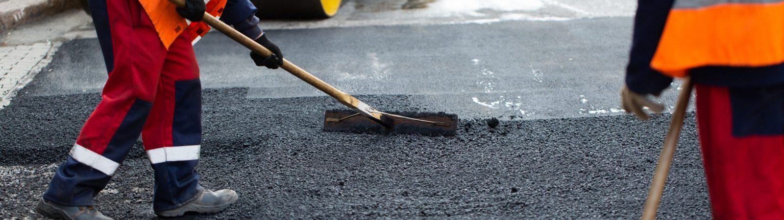 What are the different types of road surfaces