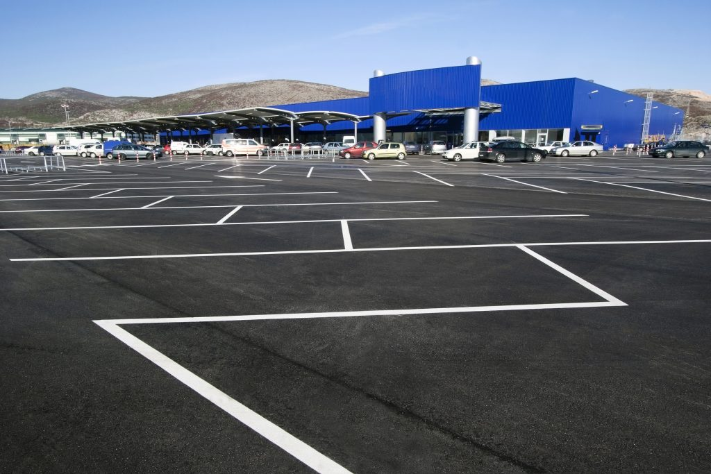 what is the best tarmac for carparks
